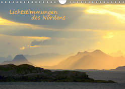 Lichtstimmungen des Nordens (Wandkalender 2019 DIN A4 quer) von GUGIGEI
