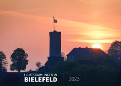 Lichtstimmungen in Bielefeld von Ulrich,  Thomas
