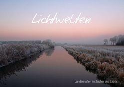 Lichtwelten (Posterbuch DIN A3 quer) von Düll,  Sigrun