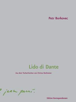 Lido di Dante von Borkovec,  Petr, Rothmeier,  Christa