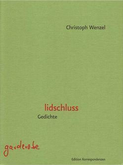 lidschluss von Wenzel,  Christoph