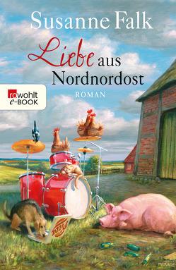 Liebe aus Nordnordost von Falk,  Susanne