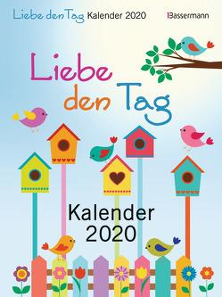Liebe den Tag Kalender 2020