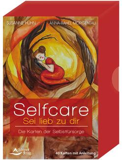 Liebe dich selbst – die Karten der Selbstfürsorge von Hühn,  Susanne, Morgentau,  Anna-Rahel