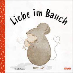 Liebe im Bauch von Gutmann,  Nina