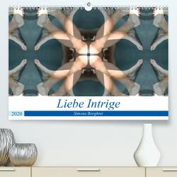 Liebe Intrige (Premium, hochwertiger DIN A2 Wandkalender 2020, Kunstdruck in Hochglanz) von Borghini,  Simone