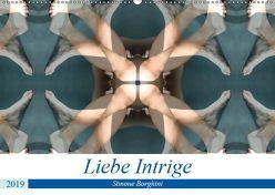 Liebe Intrige (Wandkalender 2019 DIN A2 quer) von Borghini,  Simone