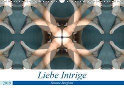Liebe Intrige (Wandkalender 2019 DIN A3 quer) von Borghini,  Simone