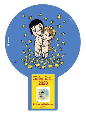 liebe ist… 2020 Tagesabreißkalender
