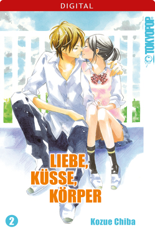 Liebe, Küsse, Körper 02 von Chiba,  Kozue