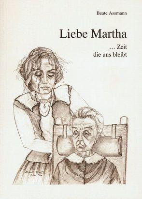 Liebe Martha von Assmann,  Beate, Merkel,  Cornelia