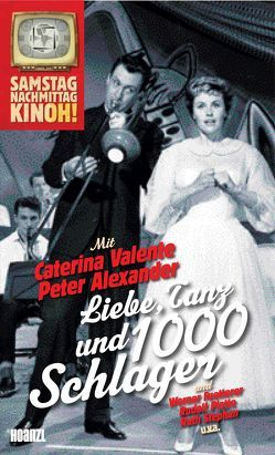 Liebe, Tanz und 1000 Schlager von Martin,  Paul