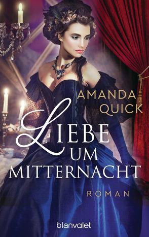 Liebe um Mitternacht von Iheukumere,  Elke, Quick,  Amanda