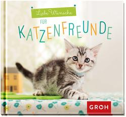 Liebe Wünsche für Katzenfreunde von Groh,  Joachim