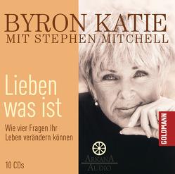 Lieben was ist von Katie,  Byron, Mitchell,  Stephen