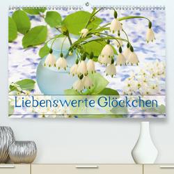 Liebenswerte Glöckchen (Premium, hochwertiger DIN A2 Wandkalender 2021, Kunstdruck in Hochglanz) von Kruse,  Gisela