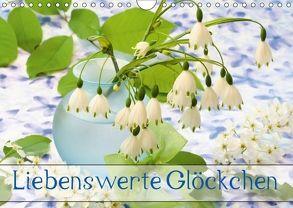Liebenswerte Glöckchen (Wandkalender 2018 DIN A4 quer) von Kruse,  Gisela