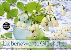 Liebenswerte Glöckchen (Wandkalender 2019 DIN A3 quer) von Kruse,  Gisela