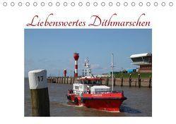 Liebenswertes Dithmarschen (Tischkalender 2019 DIN A5 quer) von Ola Feix,  Eva