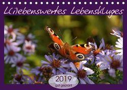 L(i)ebenswertes Lebenskluges (Tischkalender 2019 DIN A5 quer) von Flori0