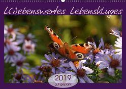 L(i)ebenswertes Lebenskluges (Wandkalender 2019 DIN A2 quer) von Flori0
