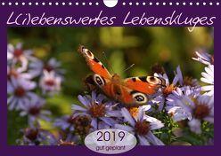L(i)ebenswertes Lebenskluges (Wandkalender 2019 DIN A4 quer) von Flori0