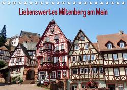 Liebenswertes Miltenberg am Main (Tischkalender 2019 DIN A5 quer) von Andersen,  Ilona