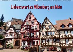 Liebenswertes Miltenberg am Main (Wandkalender 2019 DIN A2 quer) von Andersen,  Ilona