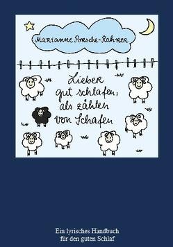 Lieber gut schlafen, als zählen von Schafen