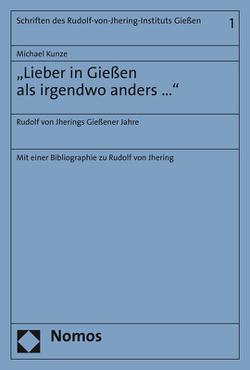 """""""Lieber in Gießen als irgendwo anders …"""" von Kunze,  Michael"""