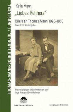 """""""Liebes Rehherz"""" von Heißerer,  Dirk, Jens,  Inge, Mann,  Katia"""