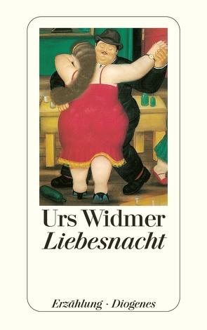 Liebesnacht von Widmer,  Urs