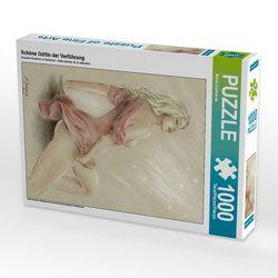 Liebeszauber 1000 Teile Puzzle hoch von Zacharias,  Marita
