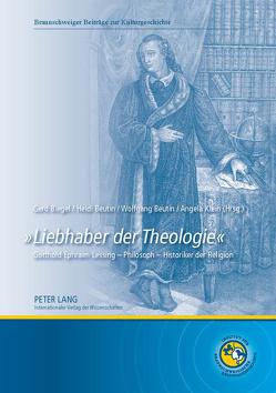 «Liebhaber der Theologie» von Beutin,  Heidi, Beutin,  Wolfgang, Biegel,  Gerd, Klein,  Angela