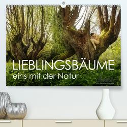 Lieblingsbäume – eins mit der Natur (Premium, hochwertiger DIN A2 Wandkalender 2021, Kunstdruck in Hochglanz) von Allgaier (ullision),  Ulrich