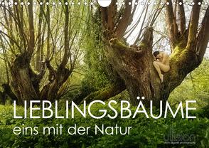 Lieblingsbäume – eins mit der Natur (Wandkalender 2020 DIN A4 quer) von Allgaier (ullision),  Ulrich