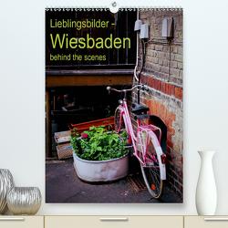 Lieblingsbilder – Wiesbaden, behind the scenes (Premium, hochwertiger DIN A2 Wandkalender 2020, Kunstdruck in Hochglanz) von Vasiliadis,  Carolin