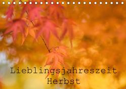 Lieblingsfarbe Herbst (Tischkalender 2019 DIN A5 quer) von Tjarks,  Kathleen