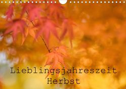 Lieblingsfarbe Herbst (Wandkalender 2019 DIN A4 quer) von Tjarks,  Kathleen