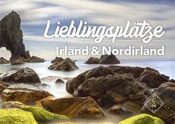 Lieblingsplätze – Irland & Nordirland von Golz,  Caroline, Meliß,  Volker