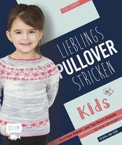 Lieblingspullover stricken für Kids von Sanon,  Vera