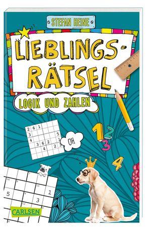 Lieblingsrätsel – Logik und Zahlen, ab 10 Jahren (Rechenrätsel, Sudoku, Logicals und vieles mehr) von Heine,  Stefan