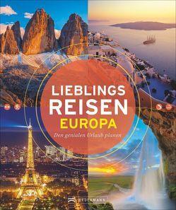 Lieblingsreisen Europa von Aubel,  Henning
