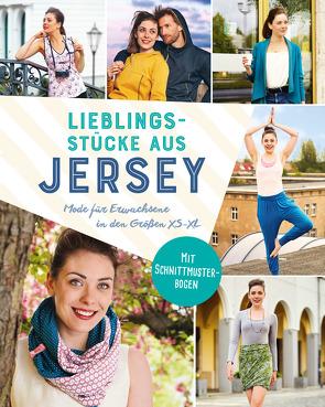 Lieblingsstücke aus Jersey – Mode für Erwachsene in den Größen XS-XL