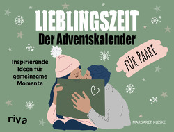 Lieblingszeit Der Adventskalender für Paare von Kleske,  Margaret
