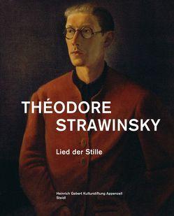 Lied der Stille von Strawinsky,  Théodore