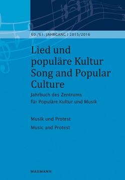 Lied und populäre Kultur / Song and Popular Culture 60/61 (2015/2016) von Fischer,  Michael, Holtsträter,  Knut