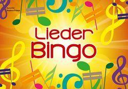 Lieder Bingo von Friese,  Andrea