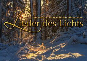 Lieder des Lichts (Posterbuch DIN A4 quer) von Pappon,  Stefanie