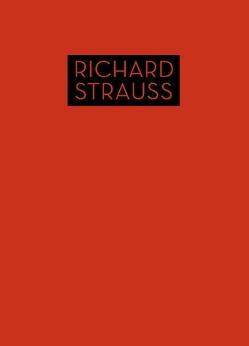 Lieder mit Klavierbegleitung op. 46 bis op. 56 von Pernpeintner,  Andreas, Strauss,  Richard